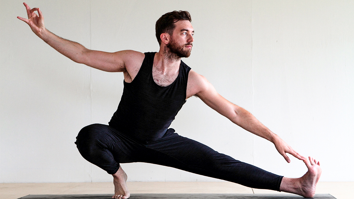 Best yoga poses for men: Build strength, muscle tone and balance