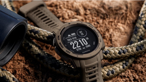 Garmin Instinct Tactical is the first black-ops GPS outdoor