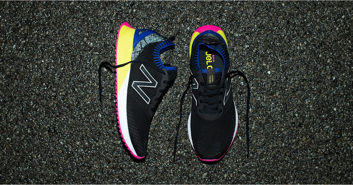 New Balance launches the FuelCell Echo built for running speed and ...