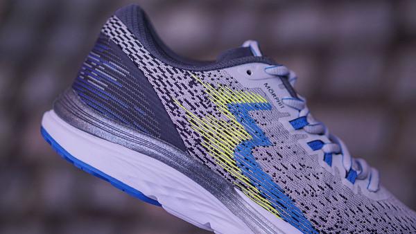 361 Degrees Spire 4: A neutral shoe