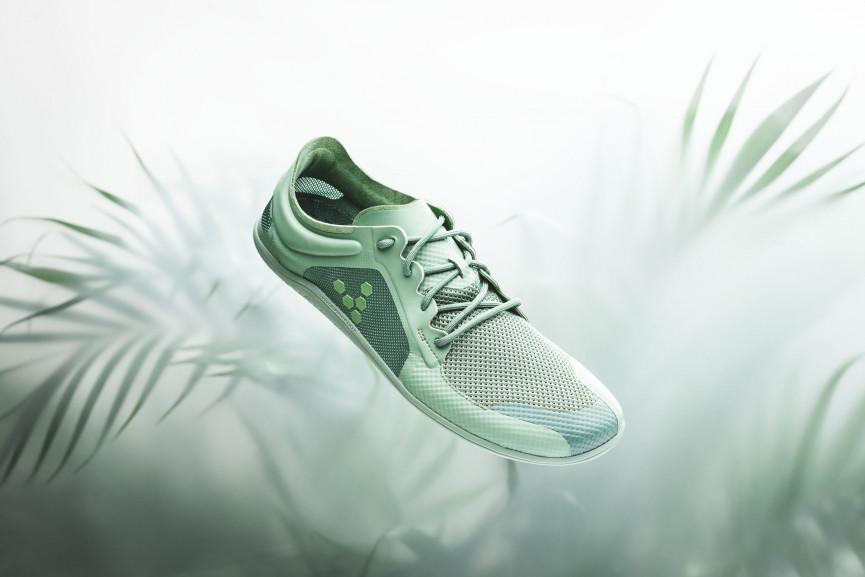 Vivobarefoot launch their sustainable vegan running shoe