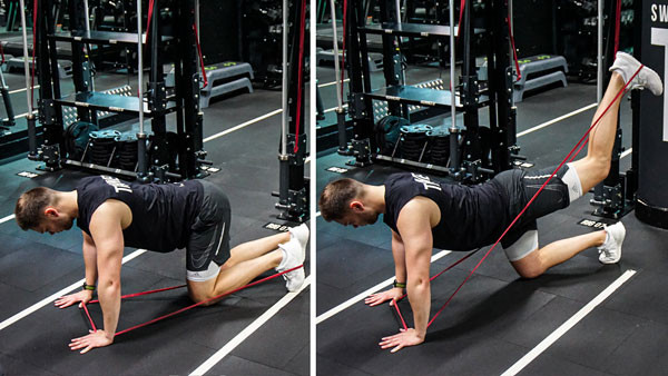 7 Essential Resistance Band Exercises To Supercharge Leg Day