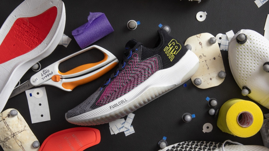 New Balance launches FuelCell running shoe platform