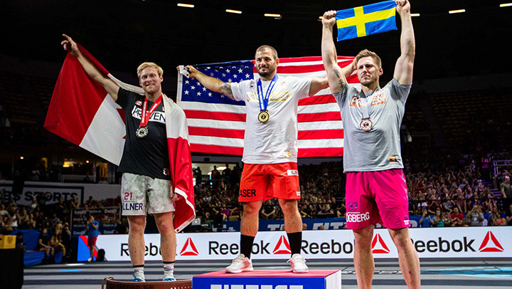 What is the CrossFit Games?