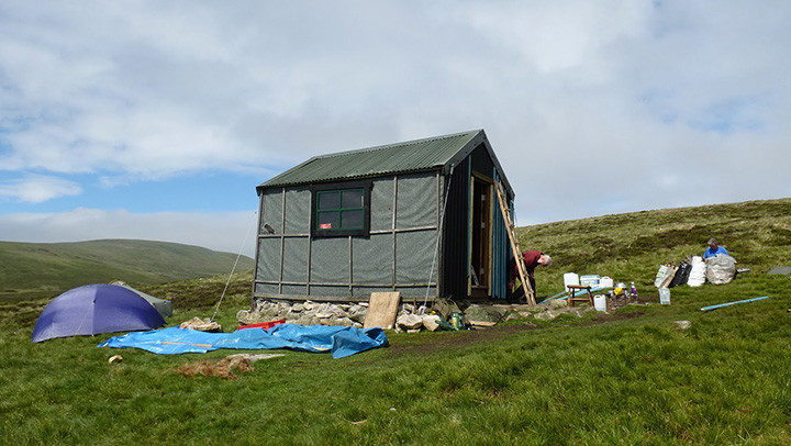 A guide to mountain bothies