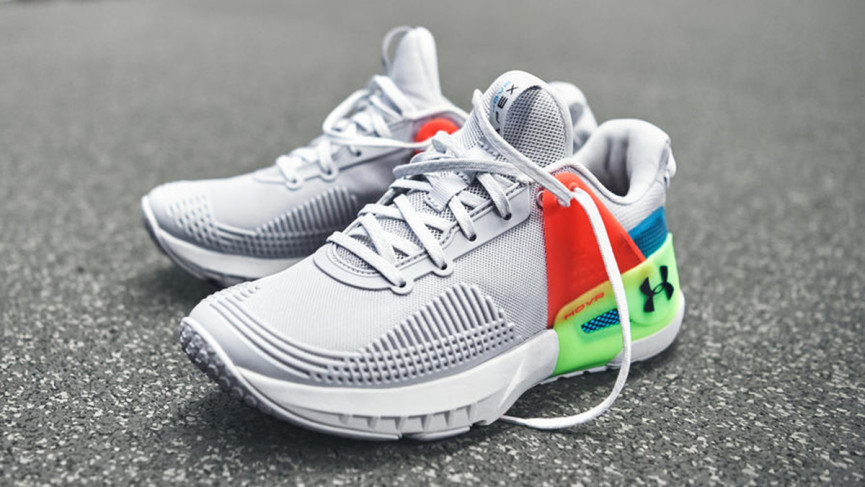 Under Armour's UA HOVR Apex has launched
