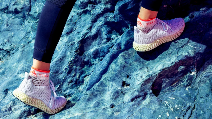 Adidas, Stella McCartney and Grimes team up for sustainable fitness wear