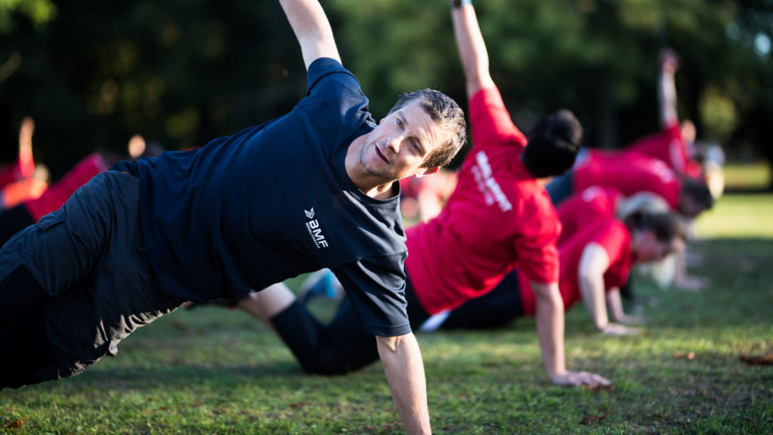 Best outdoor fitness classes in London