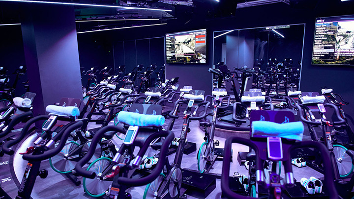 Best Spin Studios in London