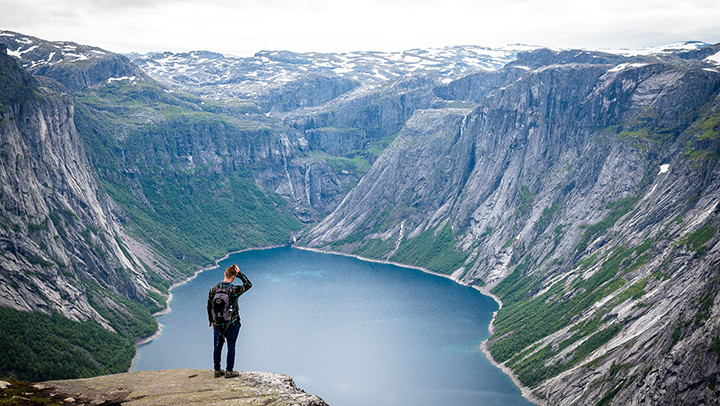 Guide to hiking the Norwegian Fjords