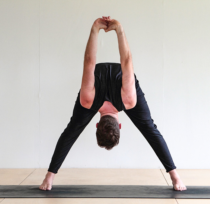 Yoga for men - 8 of the best poses