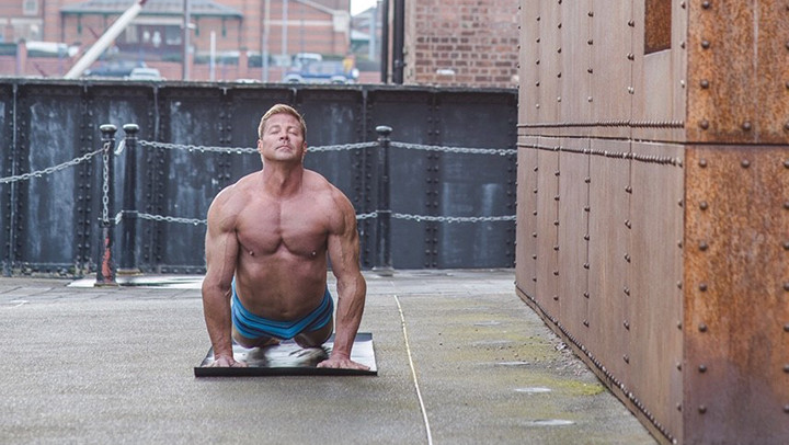 Yoga for men, what is Broga and why should I try it?