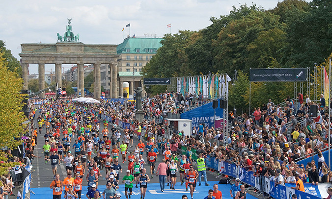 The best road marathons in the world