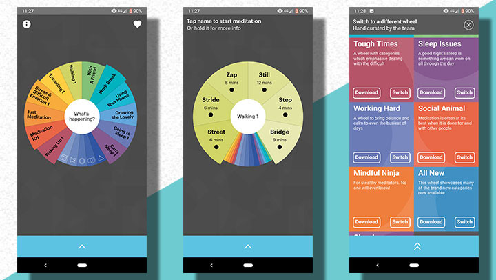 7 of the best meditation apps to download and de-stress