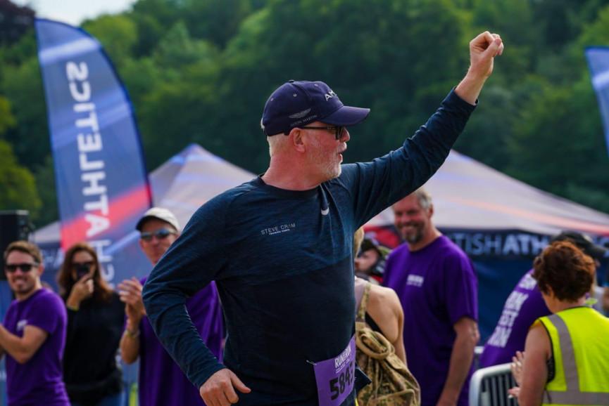 Chris Evans' Running festival to launch in Windsor Park for 2020