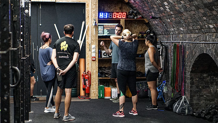 Crossfit diary: Starting out