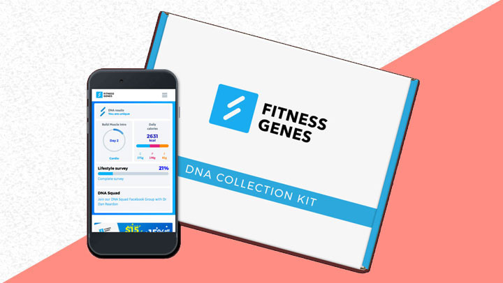 DNA Testing for Fitness