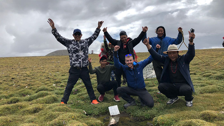 British explorer completes first 4,000 mile trek along China's Yangtze River