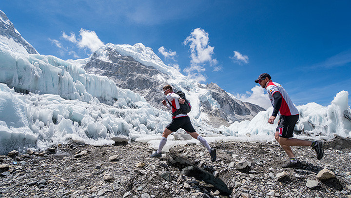 Take on the world's toughest running events