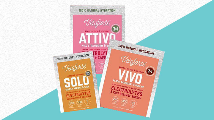 Best electrolytes and hydration solutions for running, cycling and endurance