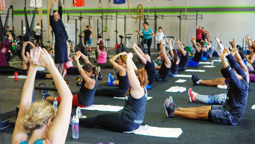 Are there too many fitness events?