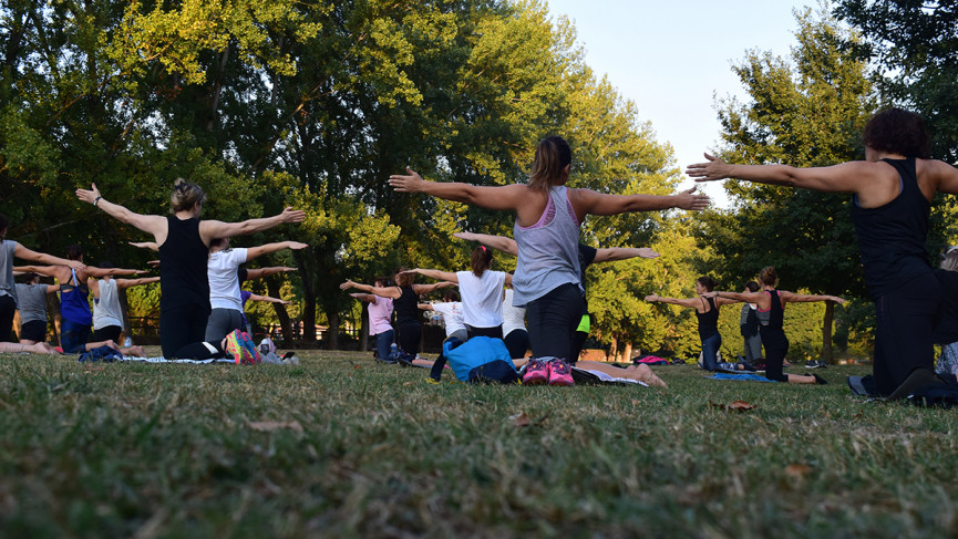 Fitness festivals: The fitness trend behemoth that's taking over the industry