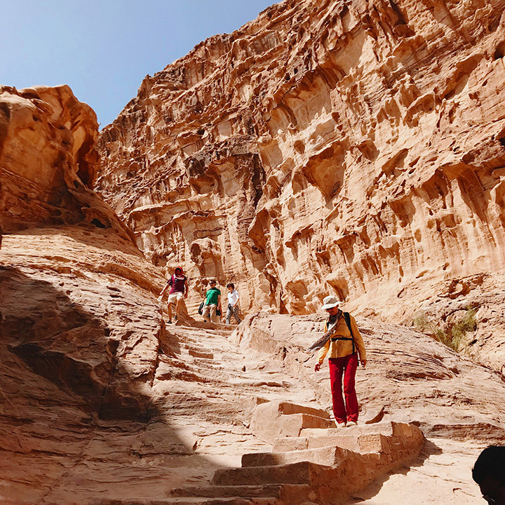 Monday Wanderlust: Follow the Bedouin Trail to Petra, Jordan
