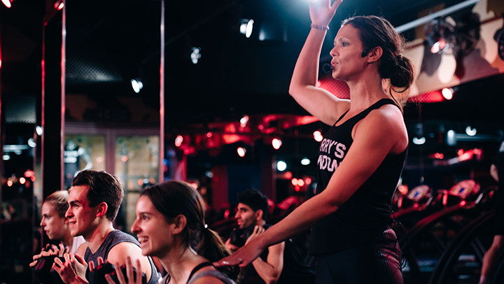 Barry's Bootcamp Lucky 7 competition opens for mind, nutrition and burning workouts