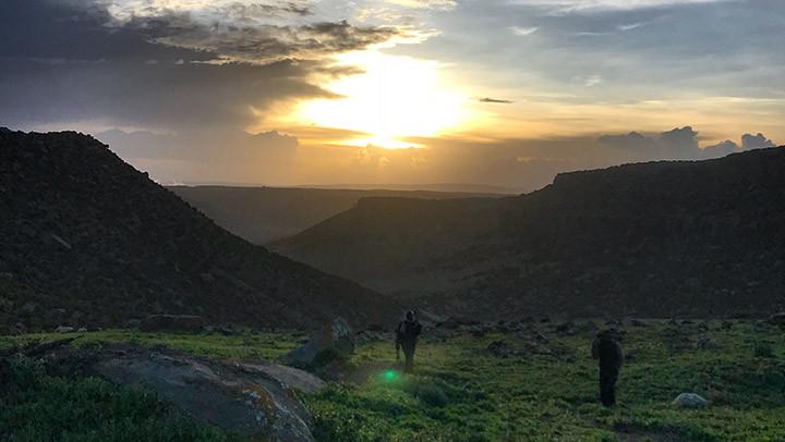 Monday Wanderlust: Trek across the mysterious Ethiopian Bale Mountains