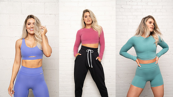 The new Gymshark X Whitney Simmons range is built for looks and comfort