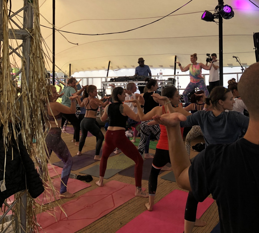 Soul Circus review: A weekend ticket to the most diverse yoga imaginable