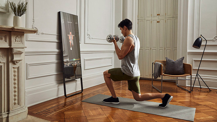Futuristic fitness tech to take your training into the next century