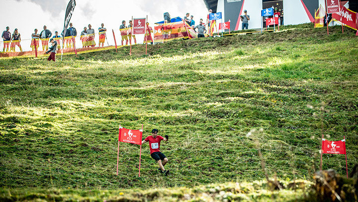 Entry is open for the inov-8 Descent Race: A challenge with an 80% downhill gradient