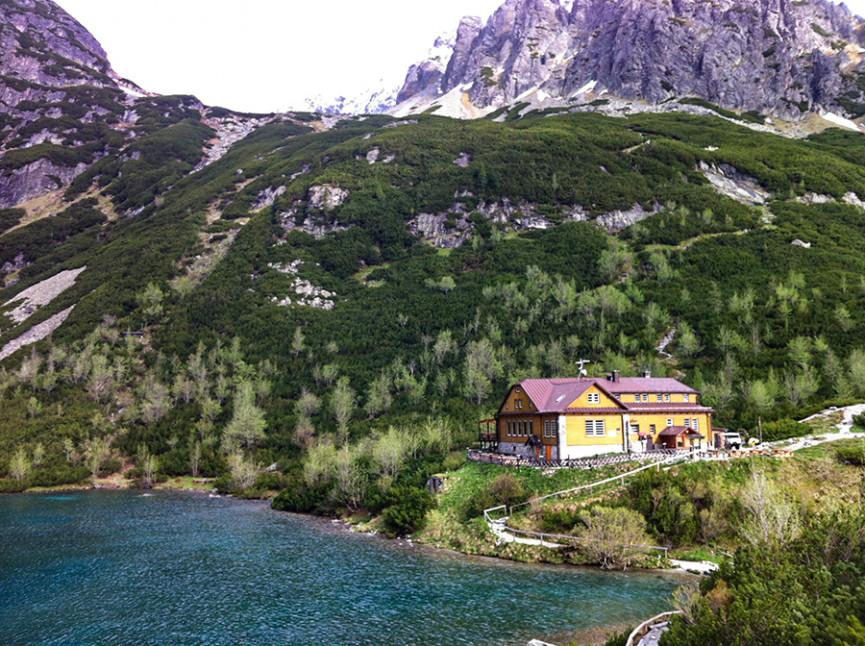 The Tatranská Magistrala: A Guide to Slovakia's Defining Hike