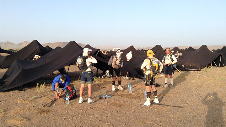 Running the Marathon des Sables: Everything you need to know