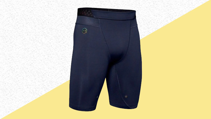 Supercharge your training with a pair of fitness-improving compression shorts