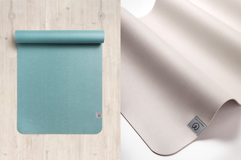 Yogamatters' environmentally friendly new yoga mat is all kinds of good