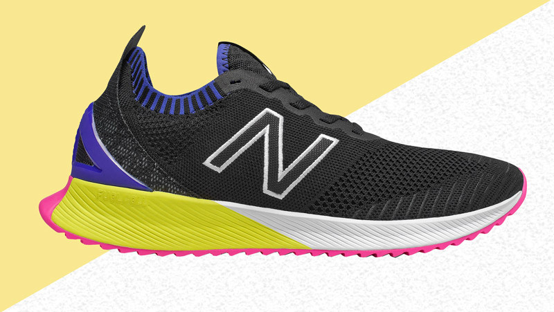 New Balance launches FuelCell Echo for fashionable running speed