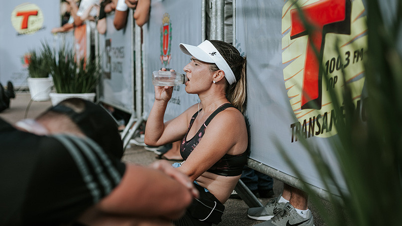 Running hydration tips: How to develop a good drinking habit