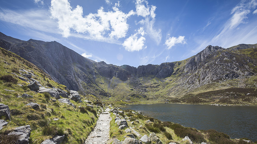 The best walks in Snowdonia