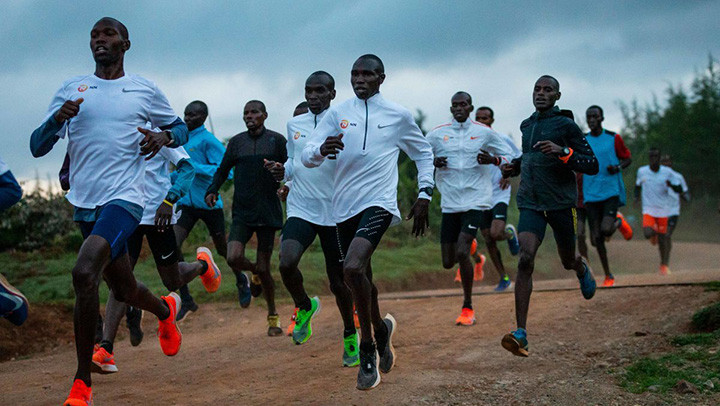 How to watch Eliud Kipchoge attempting the world's first sub-two hour marathon