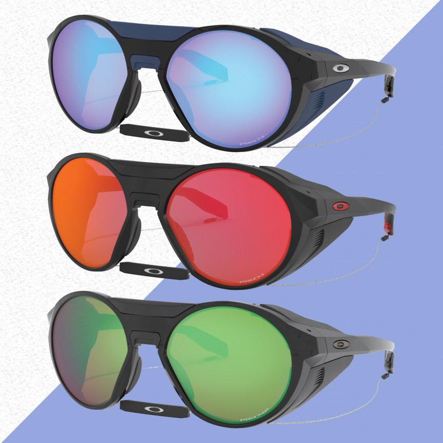 Oakley's new Clifden sunglasses are a stylish option for mountain heights
