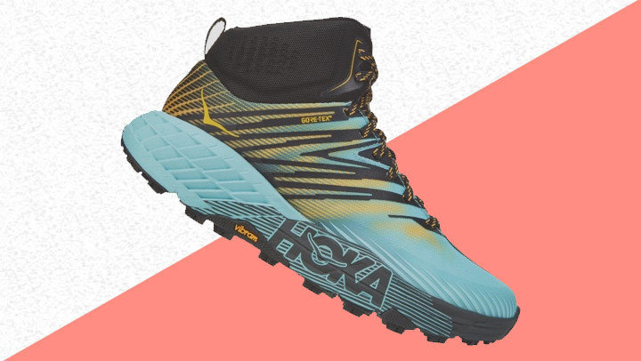 Hoka One One unveil new options for its Speedgoat footwear line