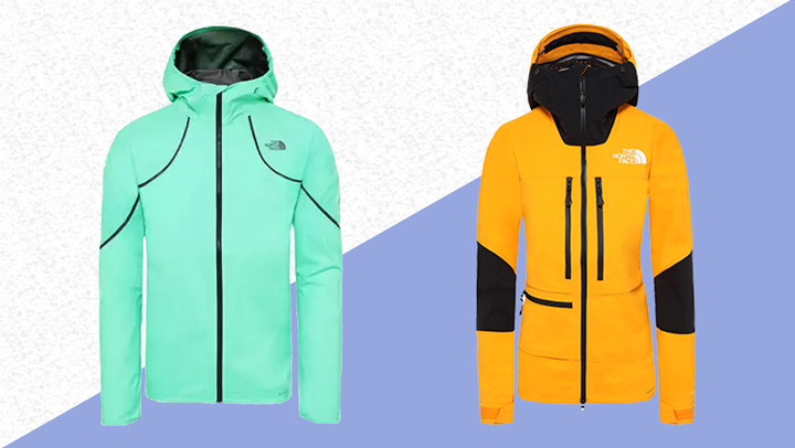 The North Face Futurelight range is designed to