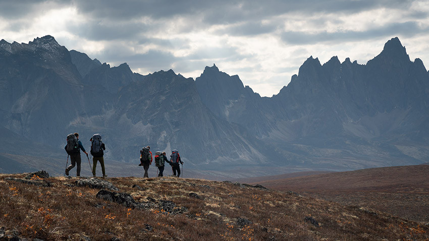 Arc'teryx launches wild and spectacular locations on the planet
