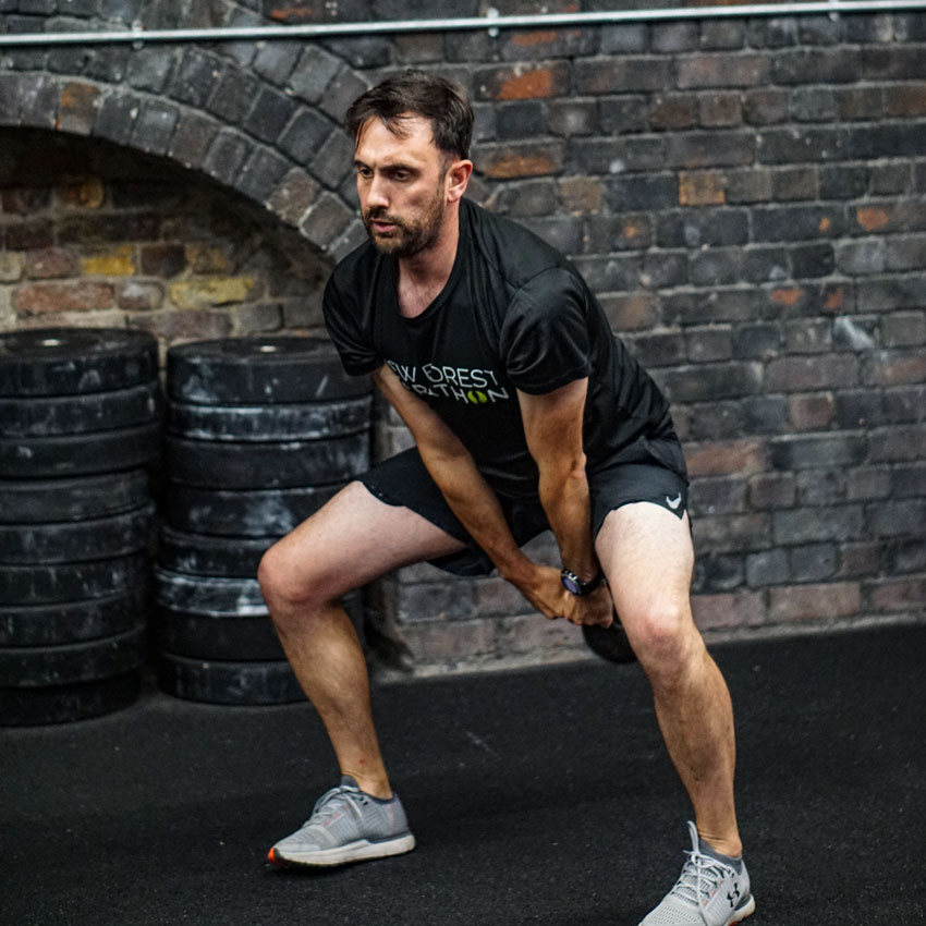 Beginner's CrossFit training diary: Part 2