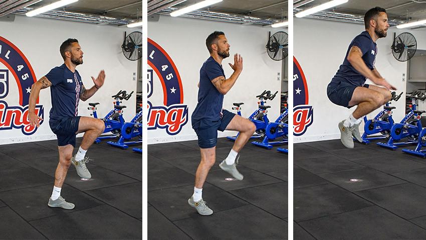 8 cardio exercises to build stamina