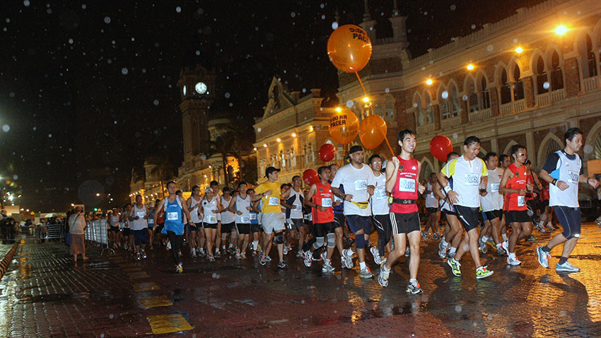 How to become a marathon pacer