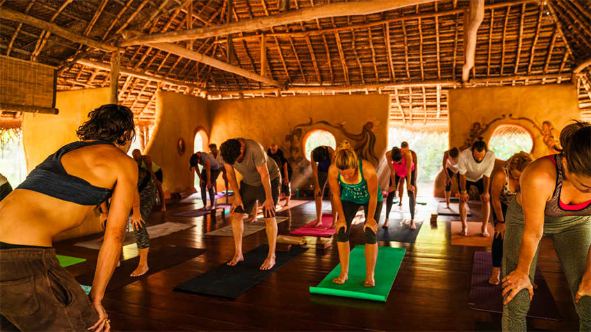 10 of the best yoga retreats around the world