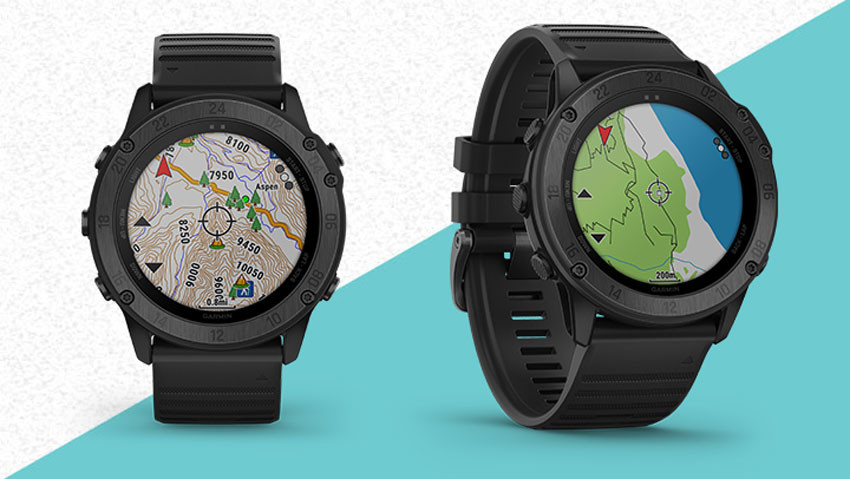 Garmin's new Tactix Delta watch caters for all your stealth needs
